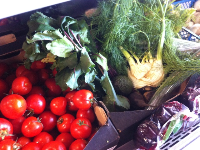 Tomatoes, Fennel?!