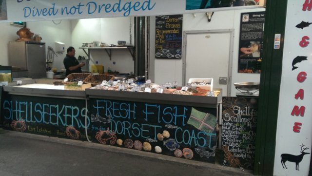 Fresh Fish anyone?!