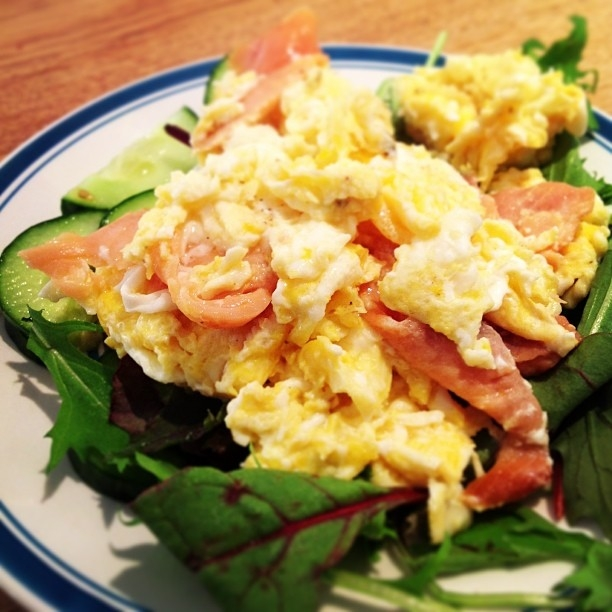 how to cook perfect scrambled eggs