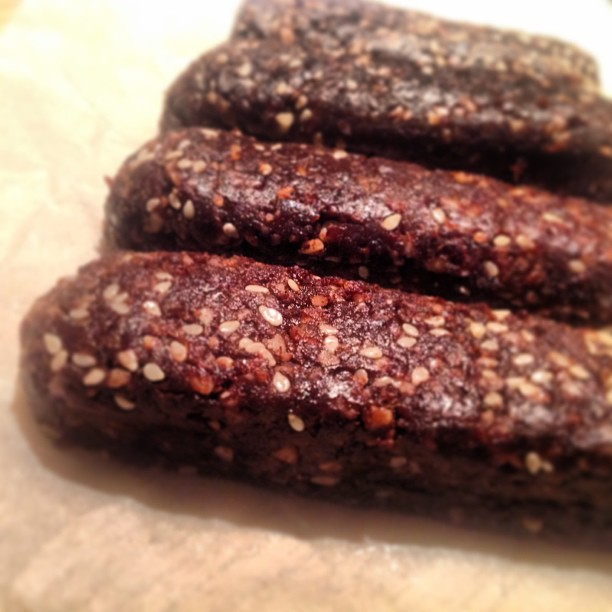 Home Made Lara Bars