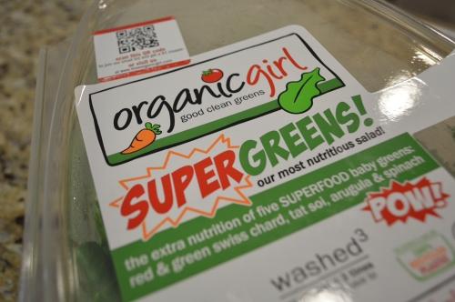 Organic Super Greens