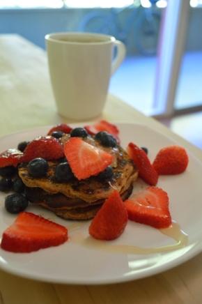 Paleo Breakfast Pancakes