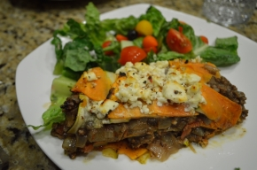 Easy Primal Lasagna