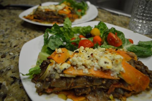 Primal Lasagna