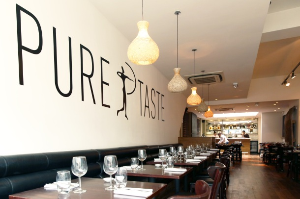 Pure Taste Interior1