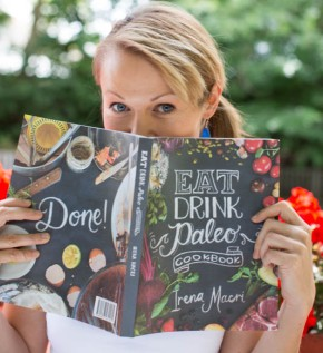 Paleo Polly's Interview with Irena Macri of Eat Drink Paleo